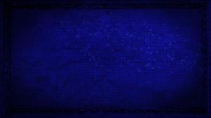 Worship background - Blue with Ornate Border