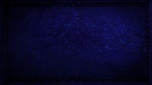 Free worship background - blue with ornate border