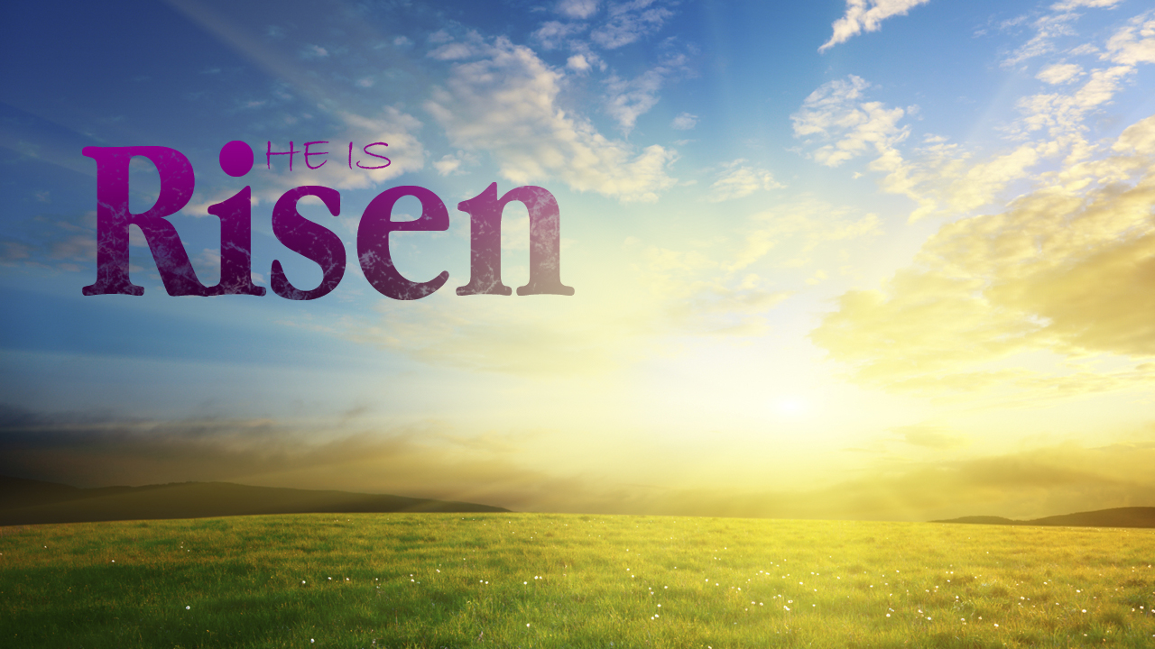 Free Easter Worship Background for 2012 | Ballast Media