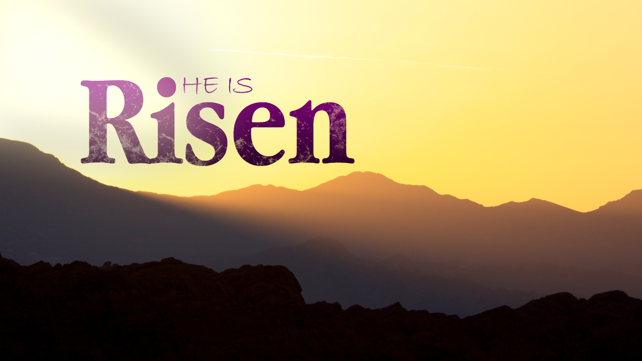 Easter Worship Video Backgrounds