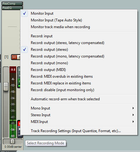 Recording direct to mp3 | Ballast Media
