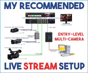 Live Streaming Audio – Routing a DAW to OBS using NDI or